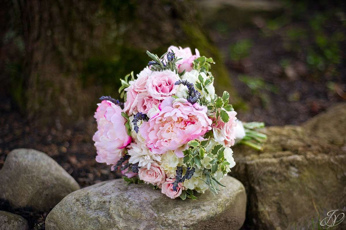 north country flowers bridal bouquet