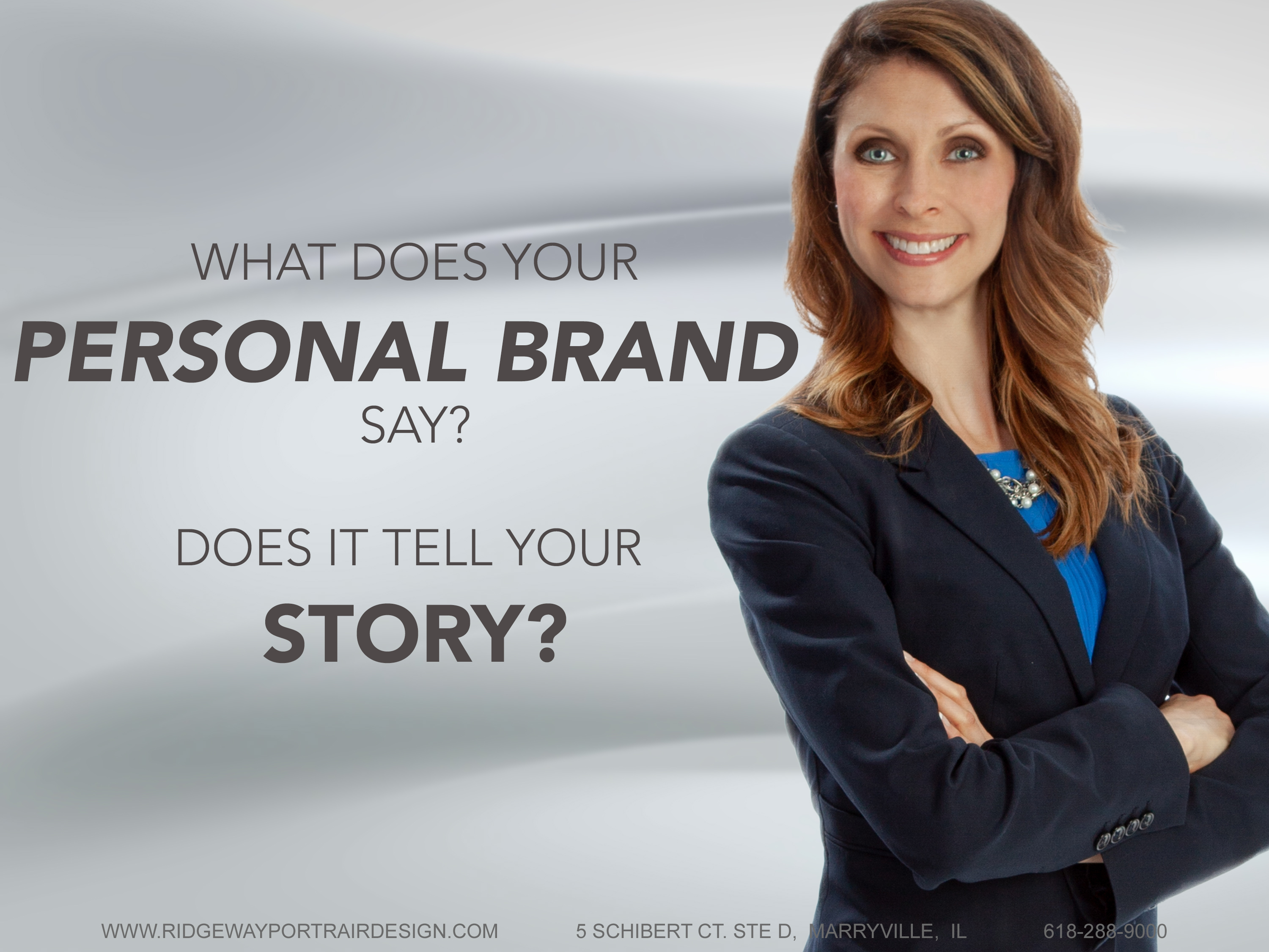 What is personal branding - Ridgeway Portrait Design