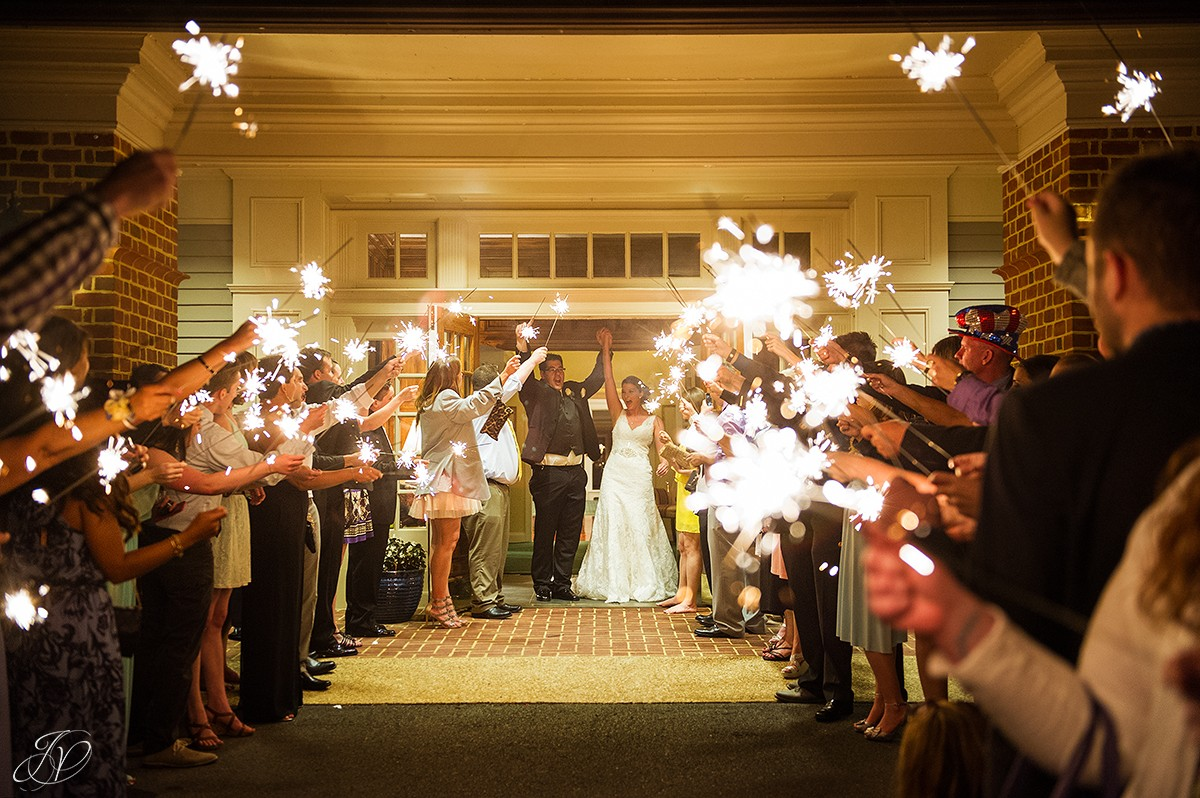 sparklers grand exit shenandoah valley golf club