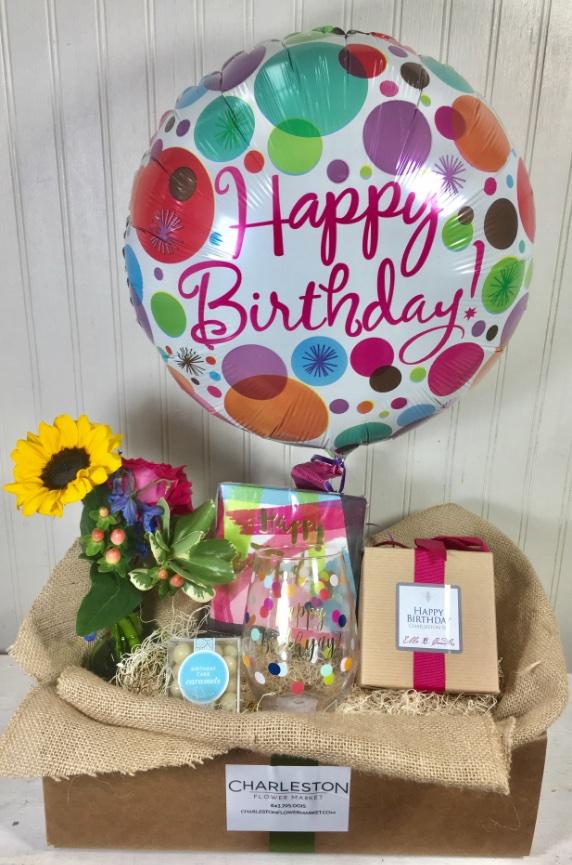 Big Birthday Box