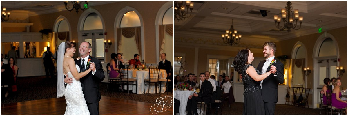 parent dances bride and groom first dance bride and groom intro at reception details glen sanders mansion wedding