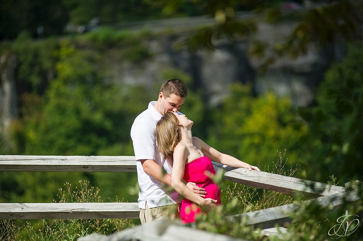 outdoor couple photo, beautiful couple maternity photo session, albany maternity photography, albany maternity photographer, john boyd thacher state park