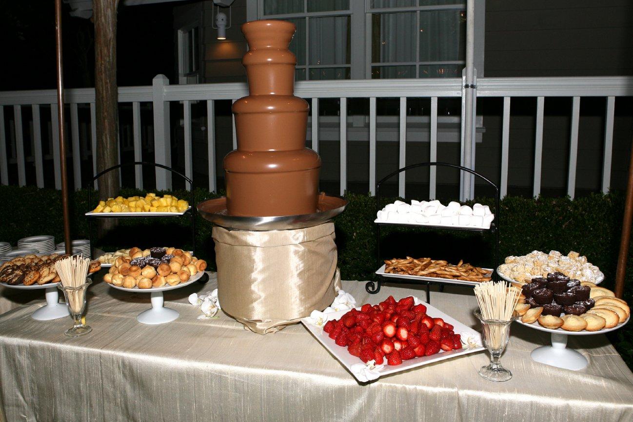 Chocolate Fountains Delite- Sacramento, San Jose, Santa Cruz and ...