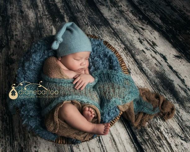 Corona Newborn Photography