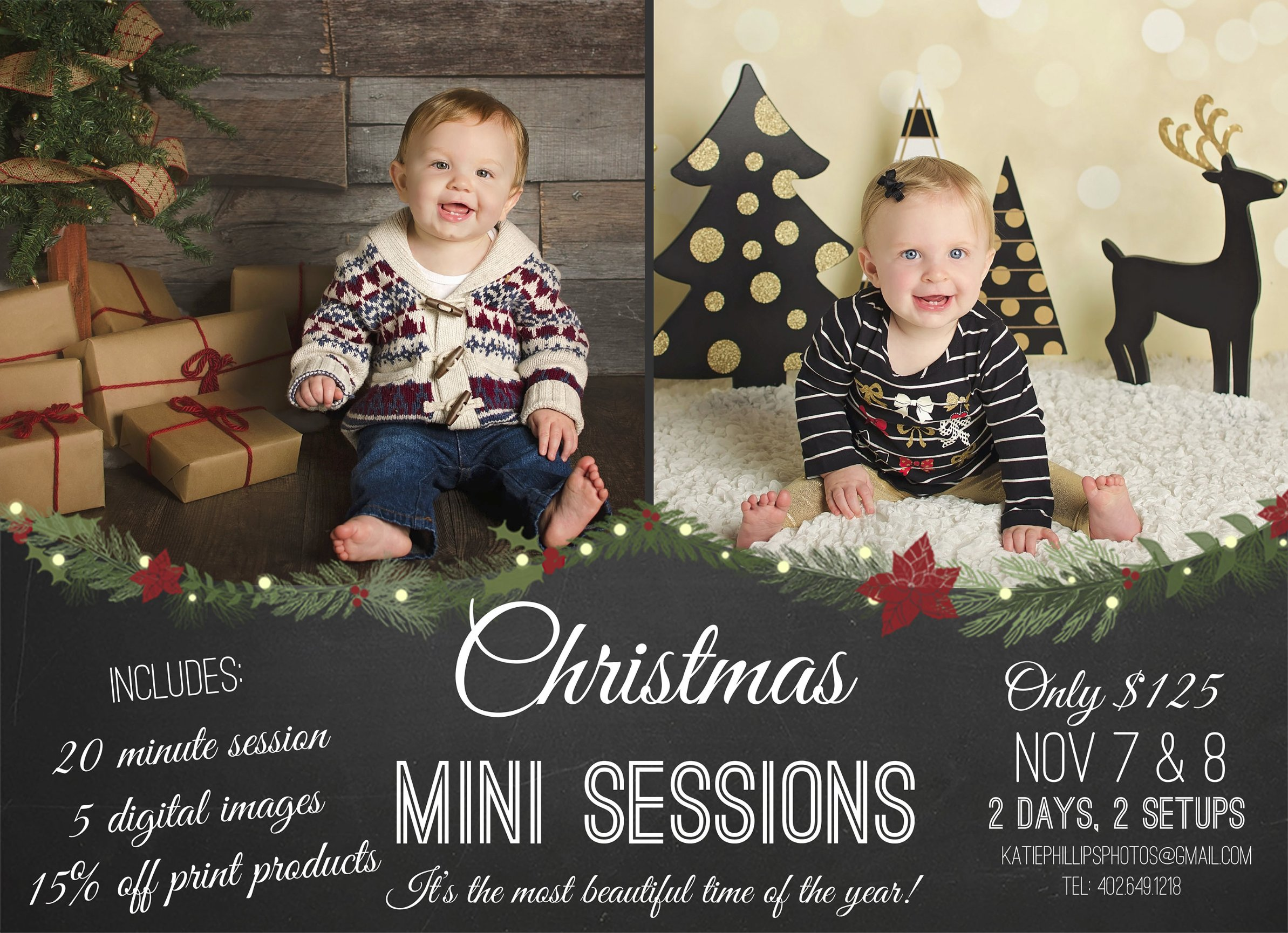 Christmas Mini Sessions.Kp Photography Nebraska Photographer Blog