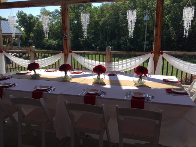 Erie PA Wedding Supply Rentals, Erie PA Wedding Design Services