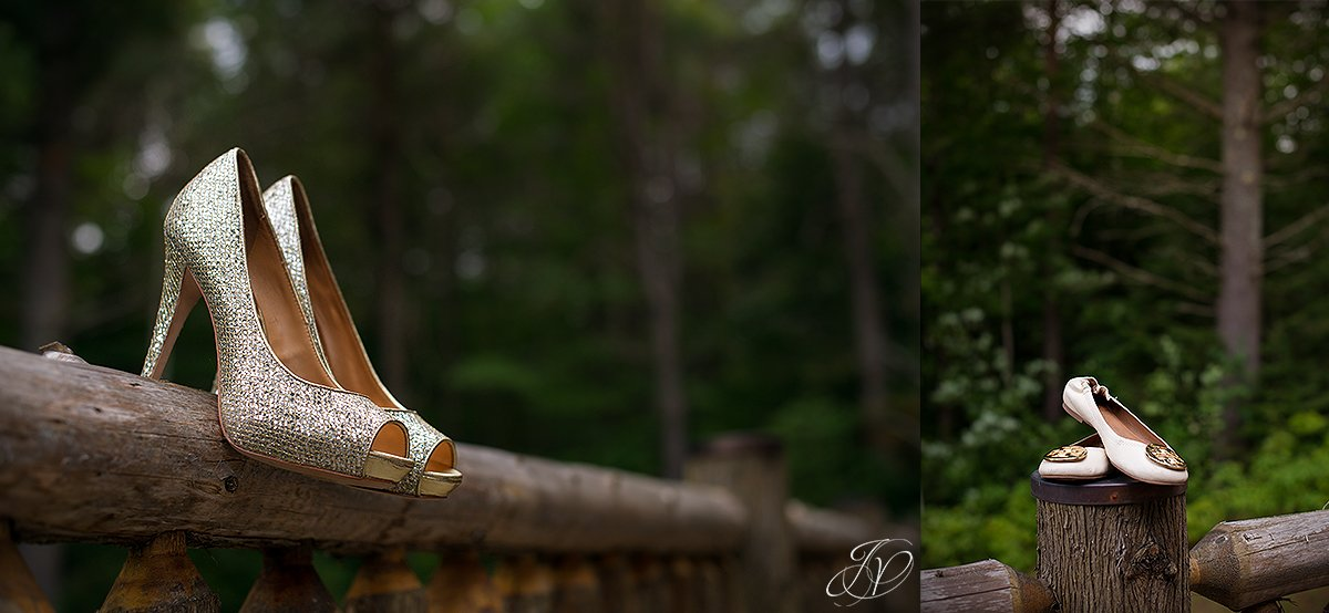 sparkly bridal shows adirondack rustic bridal shoes