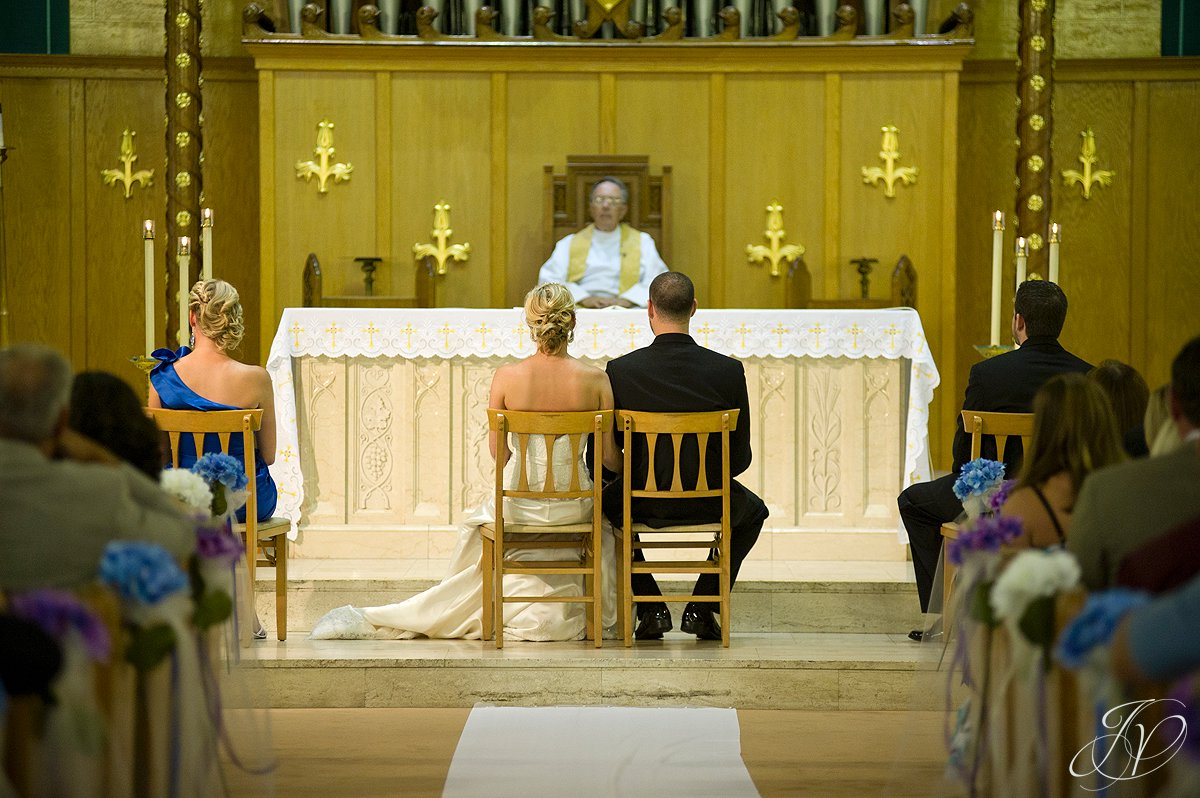 wedding ceremony photography, blessed sacrament wedding photos, wedding ceremony photos, Albany Wedding Photographer