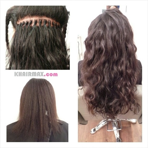 Services available at khairmax salon khairmax ring weft extensions real brazilian hair pmusecretfo Choice Image