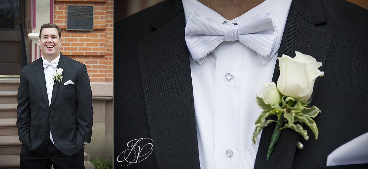 first look photo, first look photos, The Canfield Casino wedding, Saratoga Wedding Photographer, happy groom photo