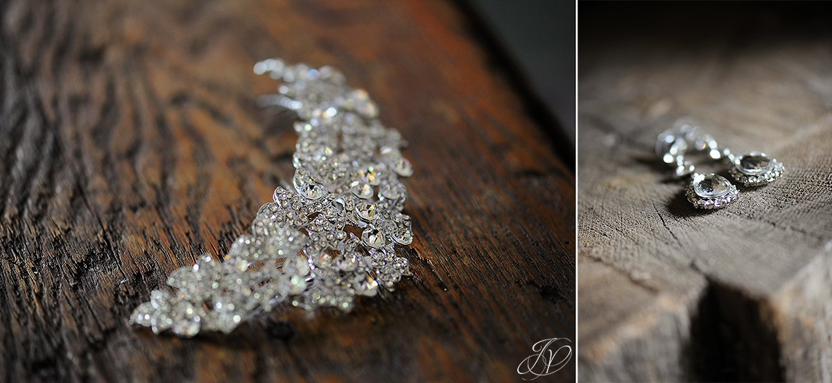 beautiful wedding day bling, jessica painter photography