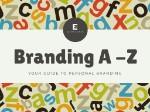 BrandingA-Z