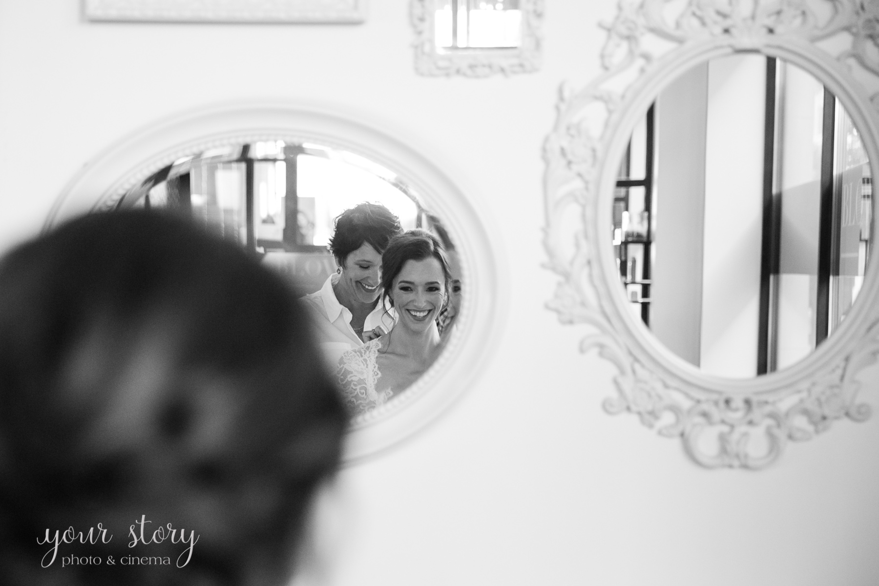 Lilly + Tim- Old Cathedral and Family Home - Your Story Photo + Cinema