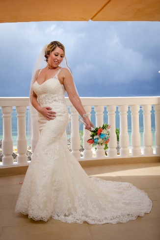 Tiffany & Shawn's Wedding at Iberostar Rose Hall Jamaica