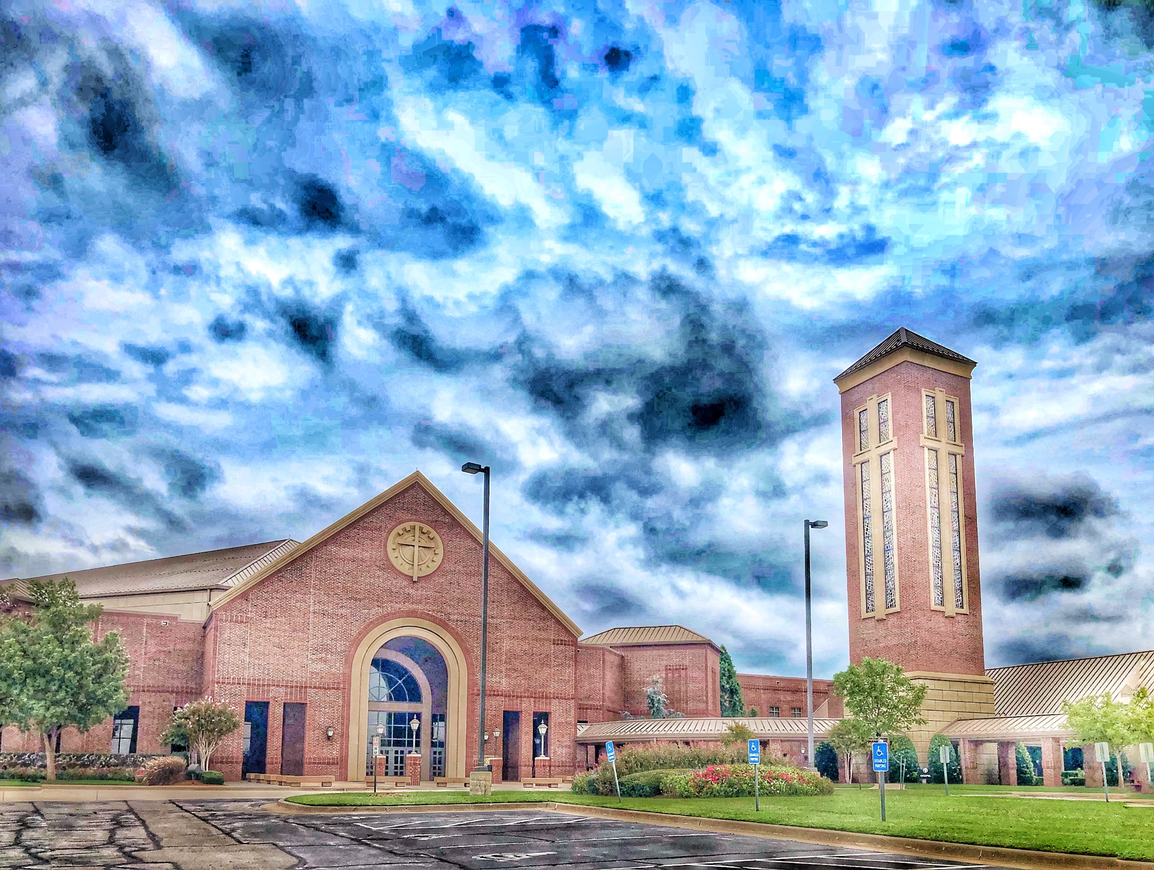 Crossings Community Church OKC - FridayNightArt com