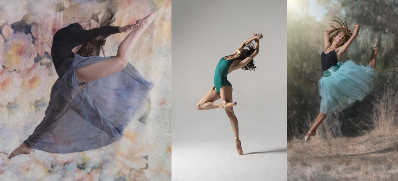 Katy Rayne Photography Senior Dance Portraits
