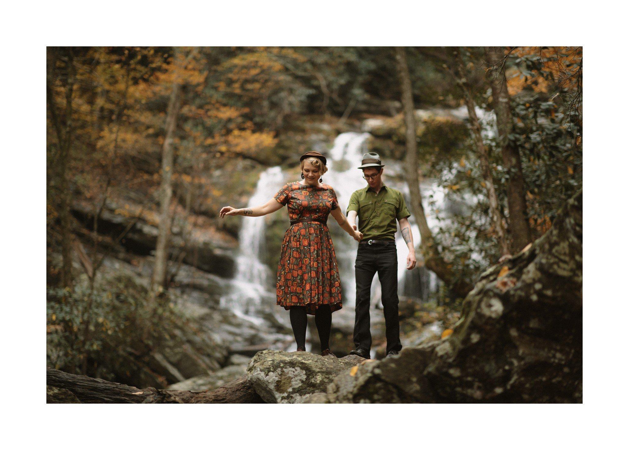 Asheville Couples Portraits