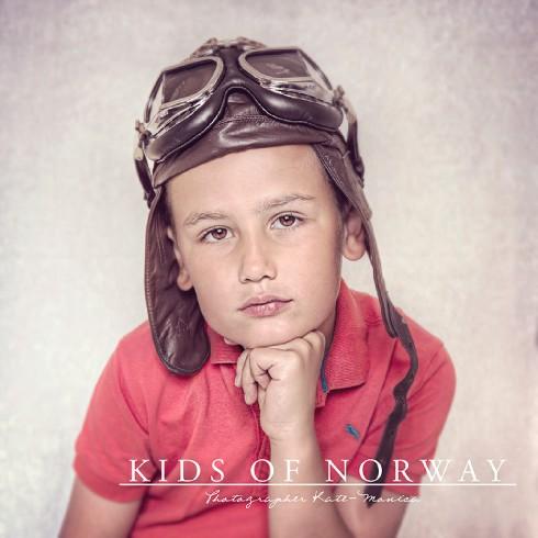 Groovy Fotograf Kate-Monica - KIDS OF NORWAY BD-73
