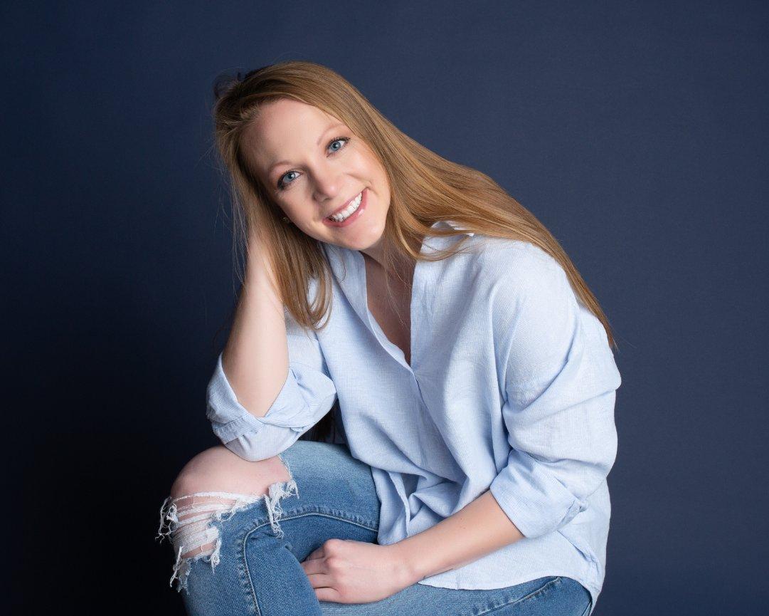 Professional Headshots Are Key - Courtney Mitchell Photography