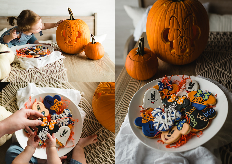 Halloween cookies, Florida, custom sugar cookies, Celebration Cookie